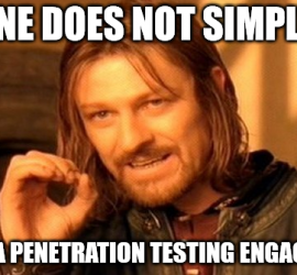 Questions to ask from client before penetration testing engagement